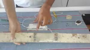Fuse Tube Light Glower Without Choke How To Assemble Tubelight With Electronic Choke 2