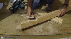 how to build a lean to shed part 4