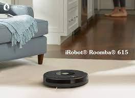 iRobot Roomba 615 - Robot hút bụi thông minh, tân tiến
