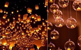 amazing diwali decoration ideas with lanterns and lamps image 3