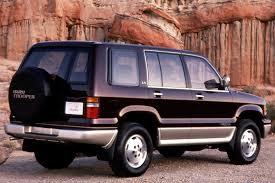 isuzu trooper consumer guide auto 1992 isuzu trooper 4 door wagon