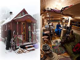 Small Picture Mobile Tiny House Transports 5 Skiers Boarders In Search of
