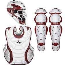 All Star Catchers Gear Size Chart Amazon Com All Star Vela Pro 2 Tone Adult Womens