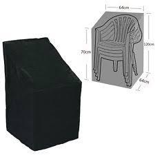 black patio furniture covers. wonderful patio waterproof stacking chair dust rain cover garden outdoor patio furniture  throughout black covers c