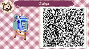 Qr Code Designs New Leaf Animal Crossing New Leaf Pokemon Design Qr Codes