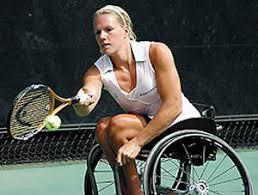 Реферат Большой теннис на колясках вид спорта входящий в  На Паралимпийских играх 1988 года в Сеуле прошли первые показательные выступления теннисистов колясочников На Паралимпиаде 92 в Барселоне теннис на