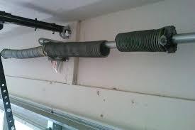 adjusting garage door springs garage door springs service