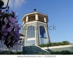 Alexandria 2017 Lighthouselike Structure Chart House Stock