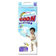 <b>Подгузники GOON XL</b> (<b>12-20</b> кг) 42 шт купить в Ульяновске - цена ...