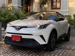TOYOTA CHR 2019 1.8 MID | รถมือสอง รถบ้านเจ้าของขายเอง