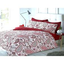 red paisley bedding red paisley bedding sets paisley duvet cover set red red paisley quilt set red paisley bedding paisley bedding sets red twin comforter