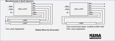 Fluorescent Ballast Wiring Diagram 2 lamp ballast wiring diagram artechulate info rh artechulate info three lamp ballast wiring diagram fluorescent