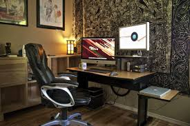 lovely home office setup. Lovely Home Office Setup With : Ideas  Impressive And Lovely Home Office Setup 5