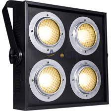 Anoralux Four Eyes Backdrop Panel 4 x 100W 2-in-1 HMI Audience Blinder Light  : Amazon.in: Musical Instruments