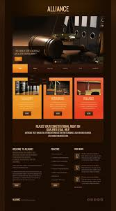 Law Templates Law Firm Website Template 41838