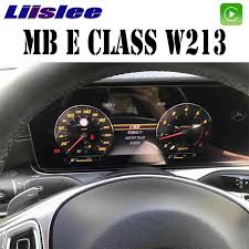 Iii the service is activated for a. Liandlee Car Multimedia Player Lcd Dashboard Digital For Mercedes Benz Mb E Class W213 2016 2019 Stereo No Android Gps Dashboard Car Multimedia Player Aliexpress