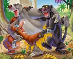 wallpaper disney the jungle book cartoons
