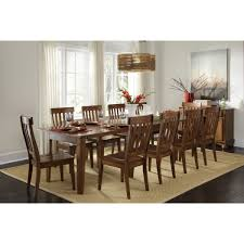 11 Piece Dining Room Set Tolra617l 235k Toluca 11 Piece Gathering Height Dining Set