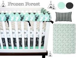forest crib bedding baby boy cribs