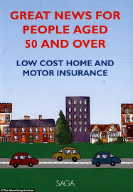 advert a uk saga insurance advert but is it worth ing shares in