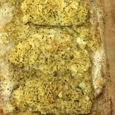 Baked Butter Herb Perch Fillets Recipe ...