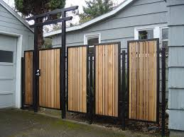 vinyl fence with metal gate. Gate And Fence Vinyl Cost Rod Iron Lattice Chain Link Installation Metal With A