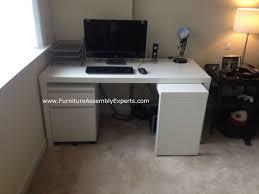 ikea malm desk glass top ayresmarcus