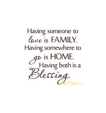 Quotes About Love Of Family