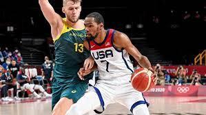 Team USA basketball vs. Australia score ...