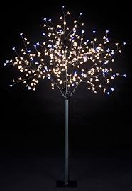 outdoor blossom tree led lights. cherry blossom tree with 180 warm white \u0026 20 twinkling ice leds - trees led outdoor led lights