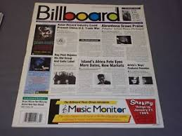 Pop Charts 1995 Details About 1995 January 14 Billboard Magazine Hot 100 Charts Rock Pop Music R 1047