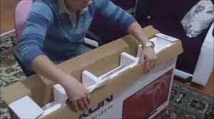 nexon tv (vestel) ürün kutu açılımı - Nexon 40NX600 40″ Uydu alıcılı Akıllı  TV - YouTube