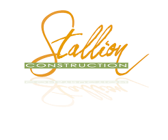 Perkins Design And Construction Construction Logo Design For Stallion By Perkins Design