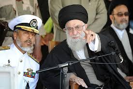 Image result for رهبر معظم انقلاب در دانشگاه دریایی نوشهر: