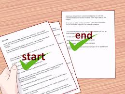 how to write a resume summary statement 13 steps pictures