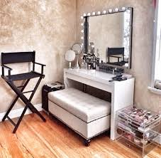 elegant makeup table. Makeup Table And Chair Elegant Organization Dressing Decoration N