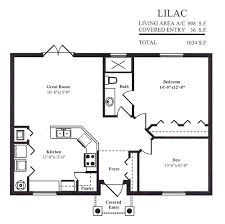 Well-Suited 10 Guest House Floor Plans Small One Bedroom Plans Guest Home Floor  Plans Decor.