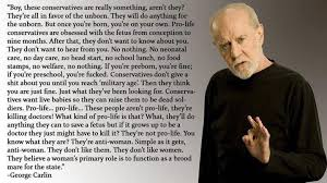 George Carlin American Dream Quote Best of American Dream Soapblox