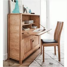 office bureau desk. Office Bureau Desk » Charming Light From The Ercol Bosco Collection Oak Home