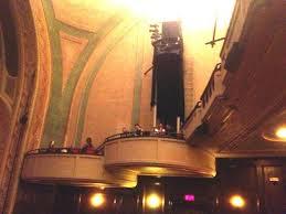 Auditorium Theatre Balconies Picture Of Rbtls