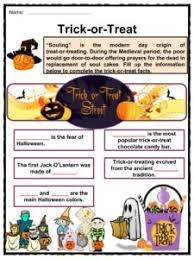 Resultado de imagen de halloween worksheet images