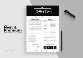 Resume Template Ai Adobe Illustrator Resume Template Unique Illustrator Resume 65