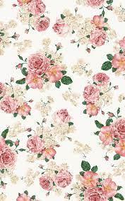 Vintage Floral iPhone Wallpaper ...