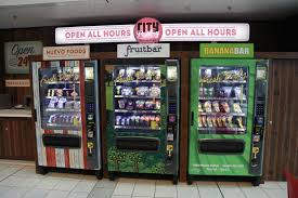 Vending Machine Brisbane Cool City Pantry Launched In Australia