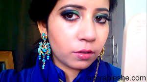 indian makeup tutorial guest bridal makeup video