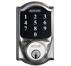schlage electronic locks. Schlage_doorlock Resized Schlage Electronic Locks
