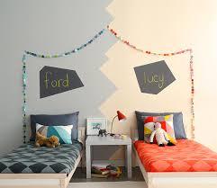Colorhouse paint Chalkboard Headboard DIY paint project idea