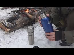 Какой <b>термос</b> ДЕРЖИТ тепло?! - YouTube
