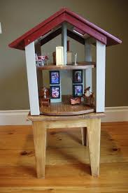 make your own barbie furniture. Build Your Own Barbie Dollhouse Plush Design Wooden Doll Make Furniture