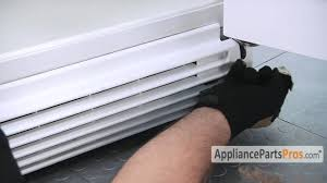 door limiter. Refrigerator Door Stop Bracket - How To Replace Door Limiter